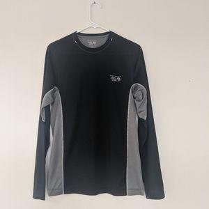 Mountain Hardware Mens Wick Q Shirt Small